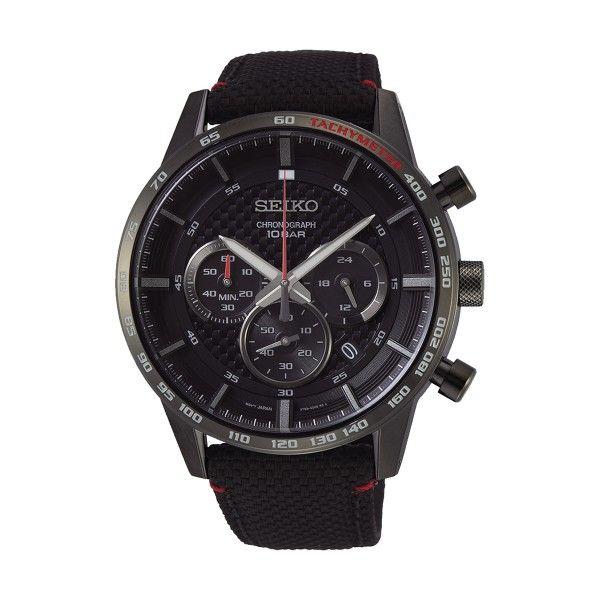 Relógio SEIKO Neo Sports Preto SSB359P1