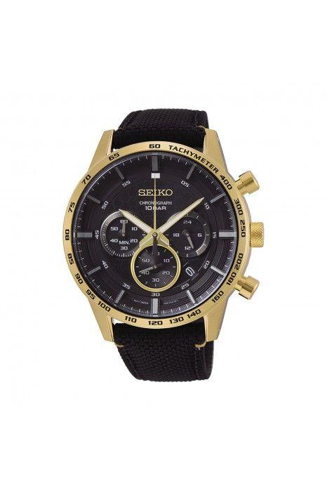 Relógio SEIKO 50º Aniv Preto