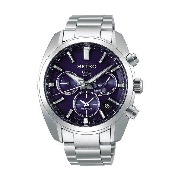 Relógio SEIKO ASTRON  Prateado SSH019J1