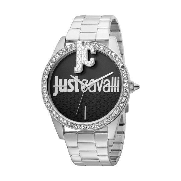 Relógio JUST CAVALLI TIME JC XL Prateado JC1L100M0075