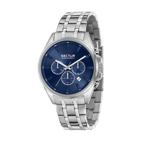 Relógio SECTOR 280 Chrono Collection Prateado R3273991004