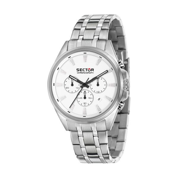 Relógio SECTOR 280 Chrono Collection Prateado R3273991005