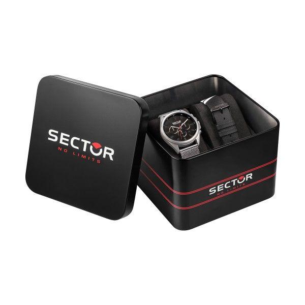 Relógio SECTOR Série Limitada Prateado R3273991006