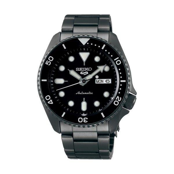 Relógio SEIKO 5 Sports Preto SRPD65K1
