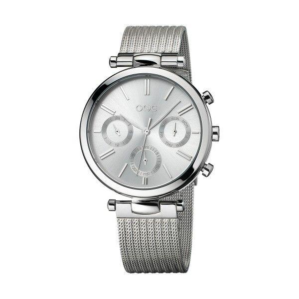 Relógio ONE Impressive Prateado OL8497SS92L