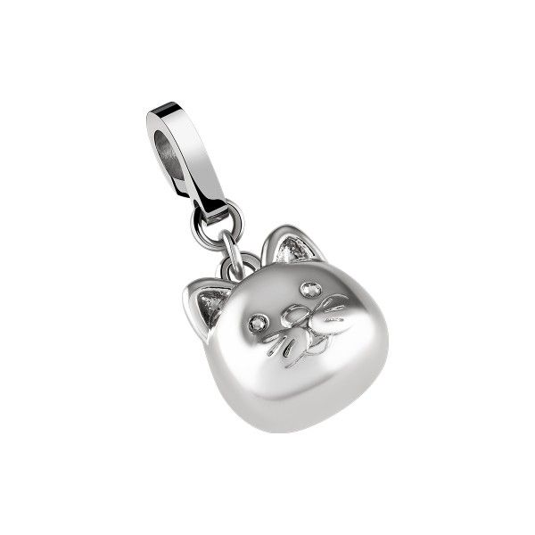 Charm ONE JEWELS Energy 3D Gato OJE3D04