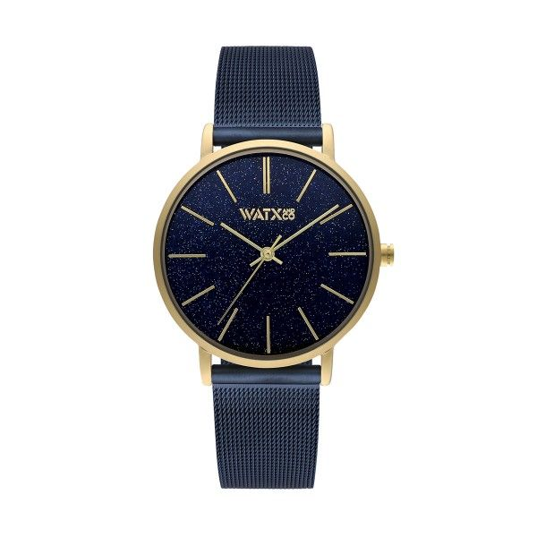 Bracelete WATX 38 Basic Azul WXCO2007