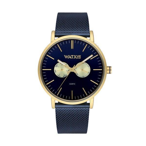 Bracelete WATX 44 Basic Azul WXCO2707