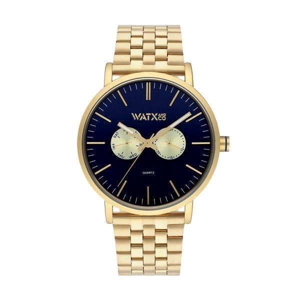 Bracelete WATX 44 Basic Dourado WXCO3706
