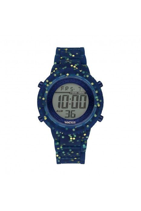 Bracelete WATX 43 Byz Azul