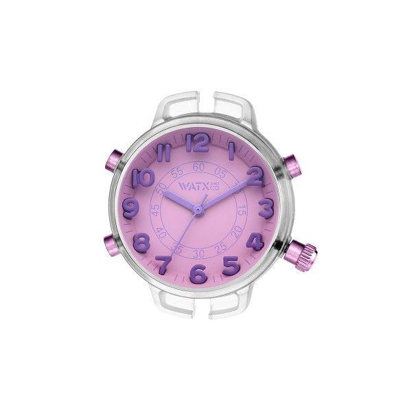 Caixa WATX ANALOGIC Free Rosa 38MM RWA1514