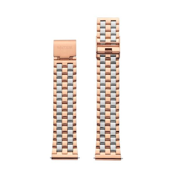 Bracelete WATX 38 Basic Bicolor WXCO3016