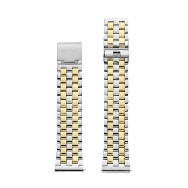 Bracelete WATX 38 Basic Bicolor WXCO3017