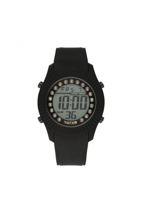 Bracelete WATX 43 Pearl Preto
