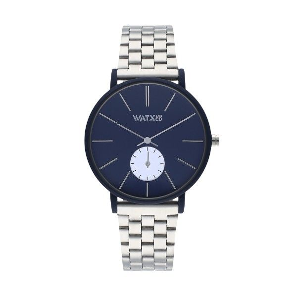 Bracelete WATX 38 Basic Prateado WXCO3006