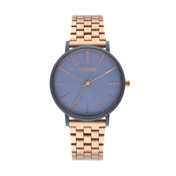 Bracelete WATX 38 Basic Ouro Rosa WXCO3008