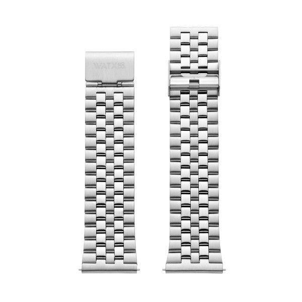 Bracelete WATX 44 Basic Prateado WXCO3705