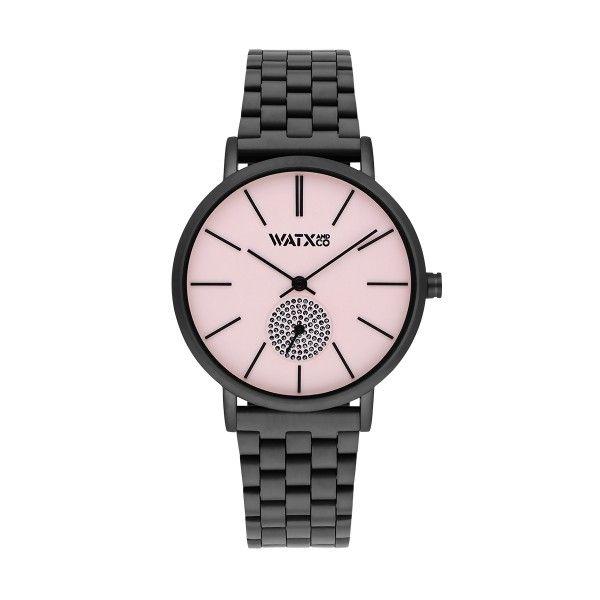 Bracelete WATX 38 Basic Preto WXCO3010