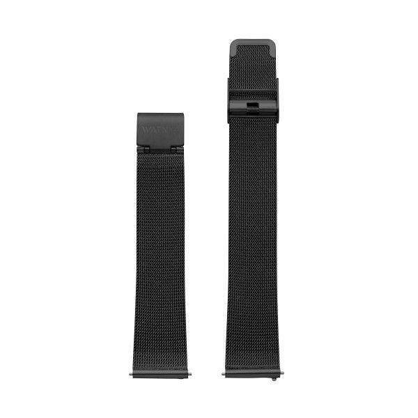 Bracelete WATX 38 Basic Preto WXCO2004