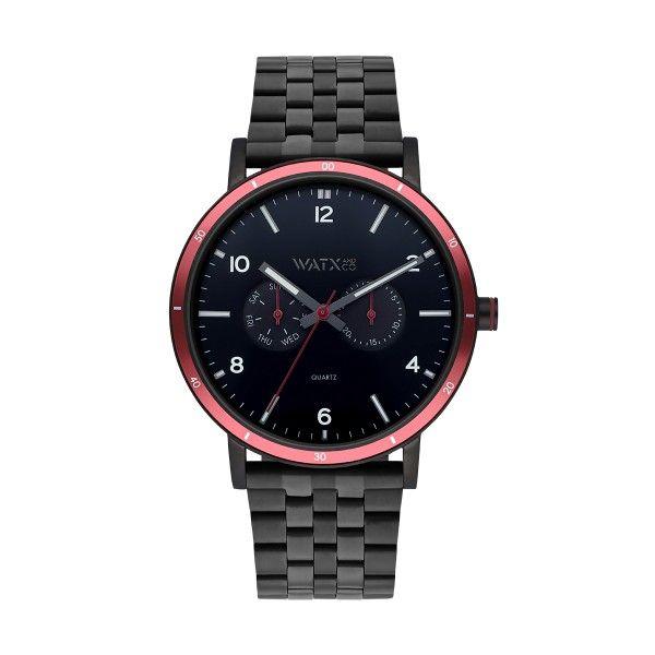 Bracelete WATX 44 Basic Preto WXCO3710