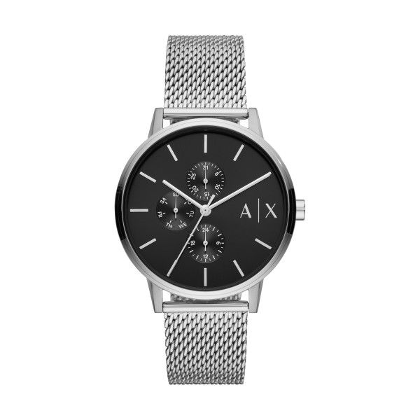Relógio ARMANI EXCHANGE Cayde Prateado AX2714