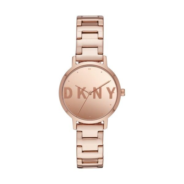 Relógio DKNY The Modernist Ouro Rosa NY2839