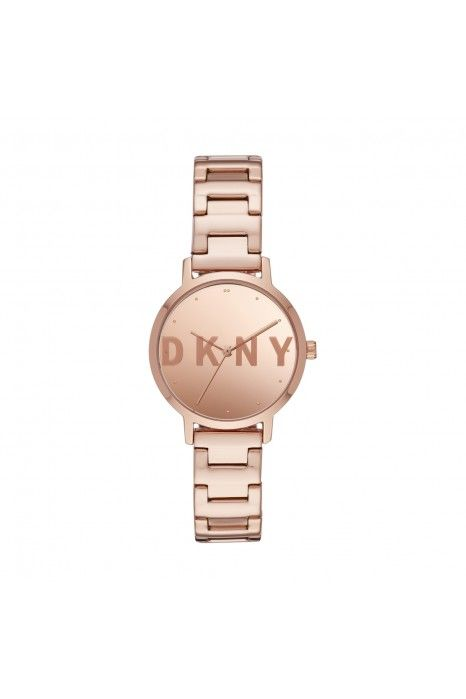 Relógio DKNY The Modernist Ouro Rosa