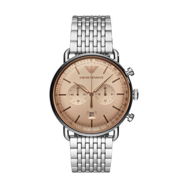 Relógio EMPORIO ARMANI Prateado AR11239