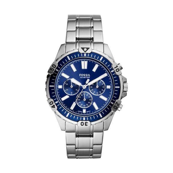 Relógio FOSSIL Garrett Prateado FS5623