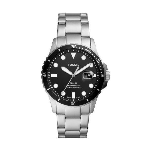 Relógio FOSSIL Fb - 01 Prateado FS5652