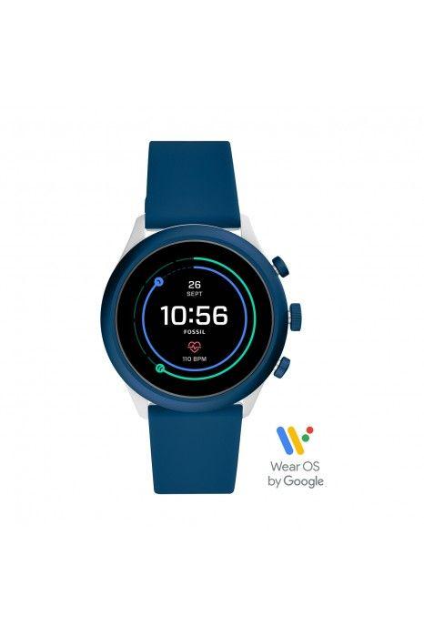 Relógio FOSSIL Q Sport Smartwatch Bicolor (Smartwatch)