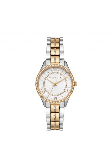 Relógio MICHAEL KORS Lauryn Bicolor Dourado