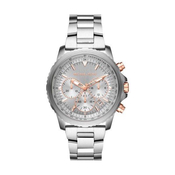 Relógio MICHAEL KORS Cortlandt Prateado MK8754