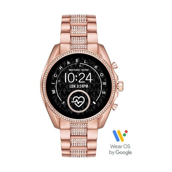 Relógio MICHAEL KORS ACCESS Bradshaw Ouro Rosa (Smartwatch) MKT5089