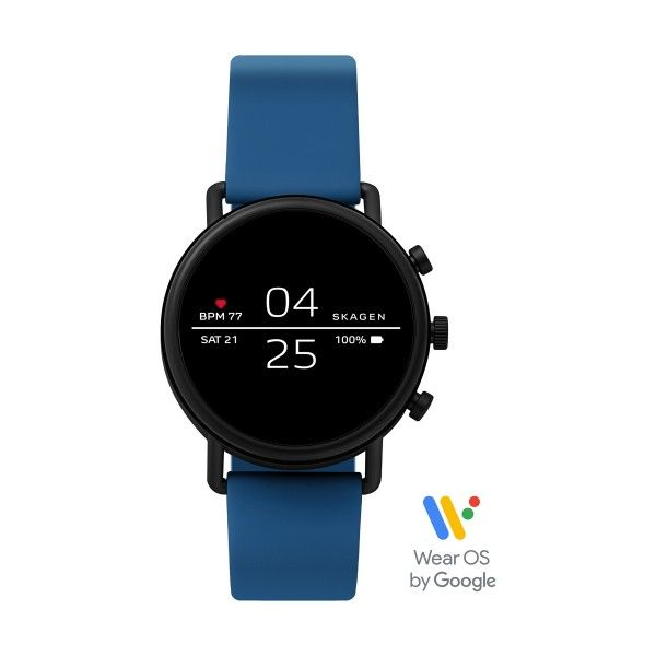 Relógio Inteligente SKAGEN Falster Azul (Smartwatch) SKT5112
