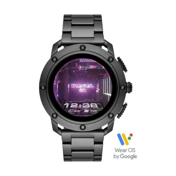 Relógio Inteligente DIESEL Axial Cinzento (Smartwatch) DZT2017