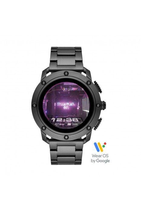 Relógio Inteligente DIESEL Axial Cinzento (Smartwatch)