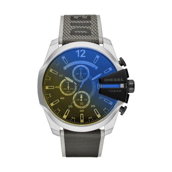 Relógio DIESEL Mega Chief Bicolor DZ4523