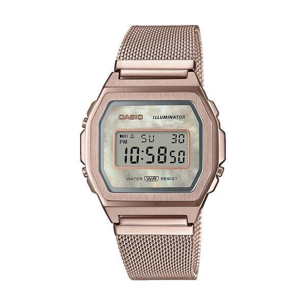 Relógio CASIO Vintage Premium Dourado A1000MCG-9EF