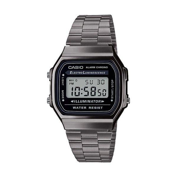 Relógio CASIO Vintage Cinzento A168WEGG-1AEF