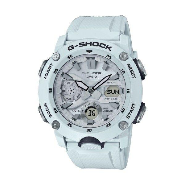 Relógio CASIO G-SHOCK Classic Branco GA-2000S-7AER