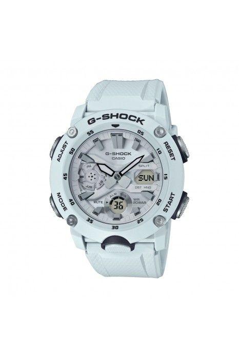 Relógio CASIO G-SHOCK Classic Branco