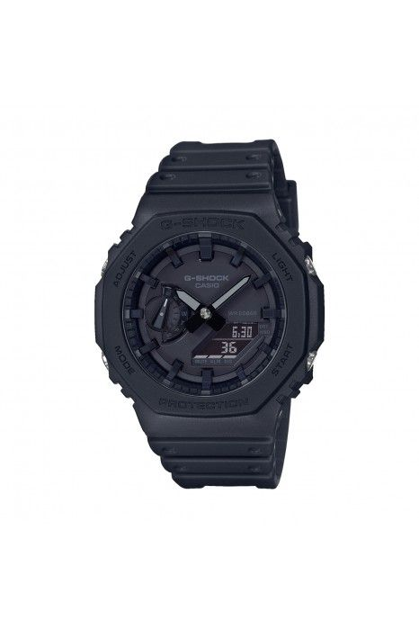 Relógio CASIO G-SHOCK Youth Carbon Preto