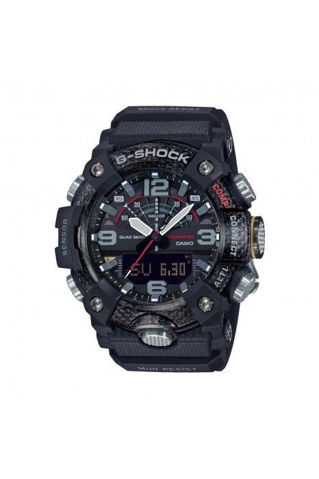 Relógio CASIO G-SHOCK Mudmaster Bluetooth Preto