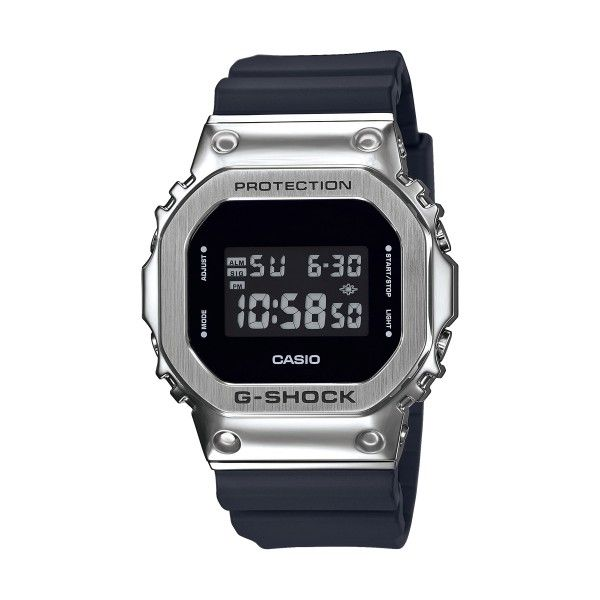 Relógio CASIO G-SHOCK The Origin Preto GM-5600-1ER