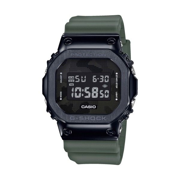 Relógio CASIO G-SHOCK The Origin Verde GM-5600B-3ER
