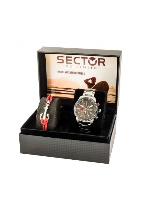 Relógio SECTOR 850 Prateado