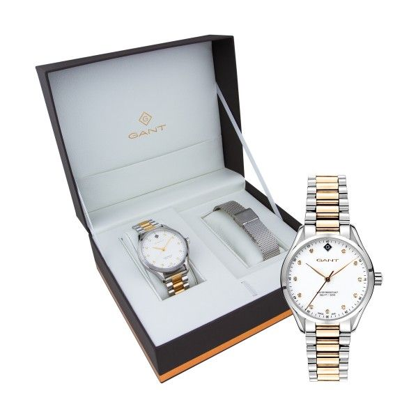 Relógio GANT Sharon Bicolor Dourado/Prateado G139001