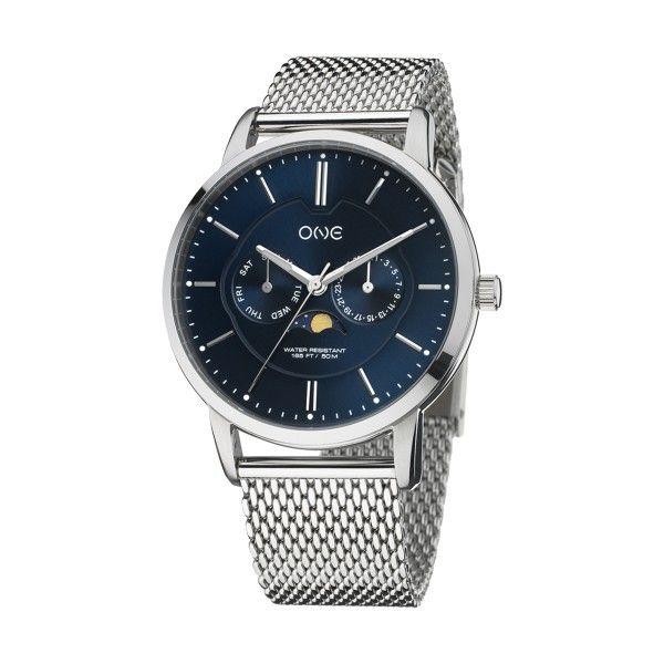 Relógio ONE Legendary Prateado OG7763AM92B