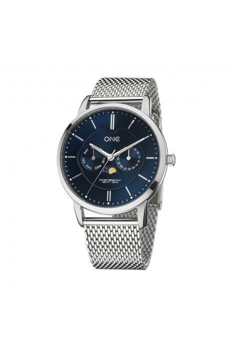 Relógio ONE Legendary Prateado